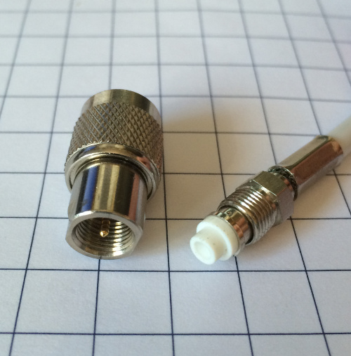 FME Connector Apart