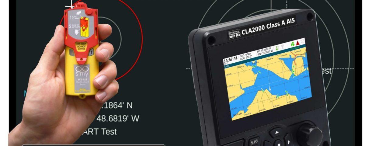 CLA2000 est un transpondeur AIS Classe A