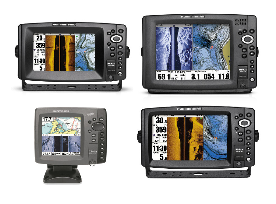 Interfacer WLN10 avec Humminbird