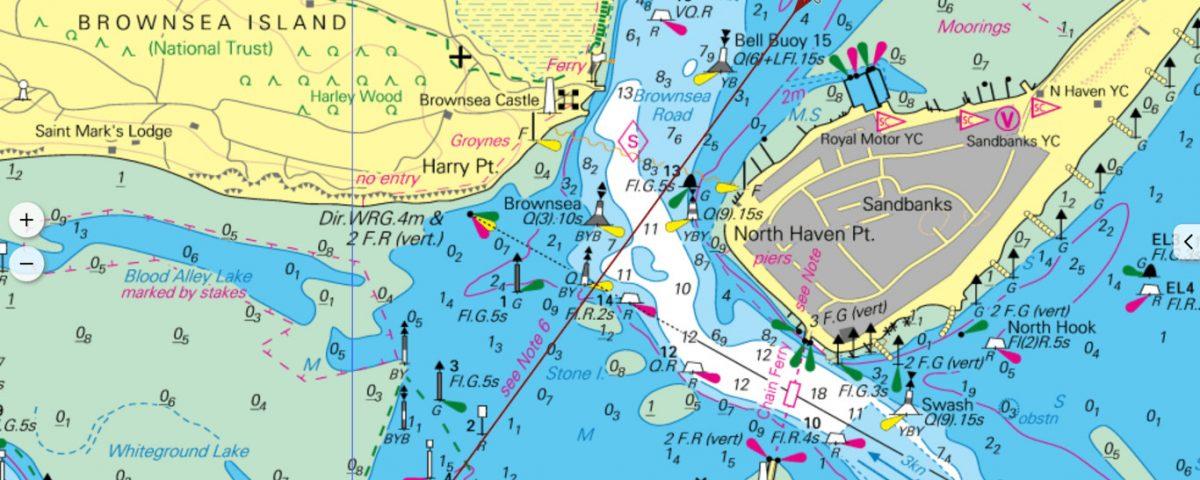 NV Charts et les produits Digital Yacht