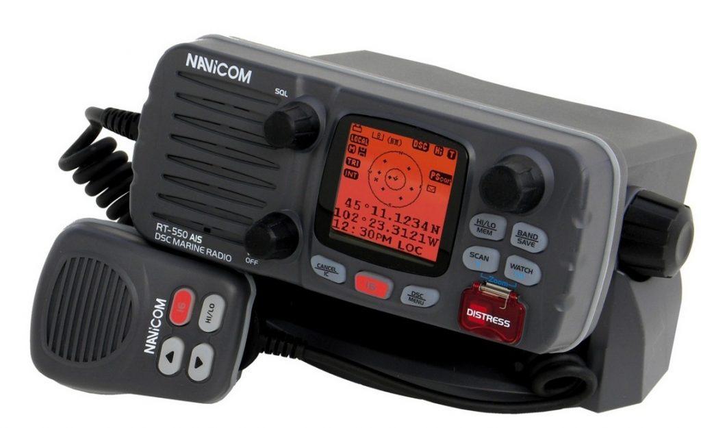 radio VHF Navicom RT