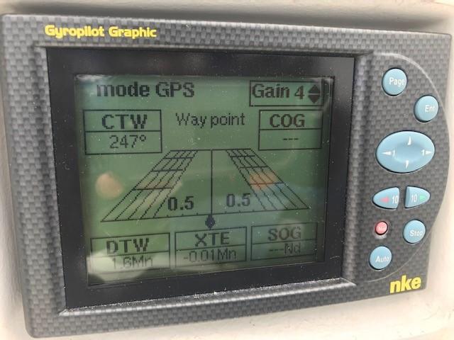 Pilote auto de NKE reçoit les waypoints depuis l'AIT5000