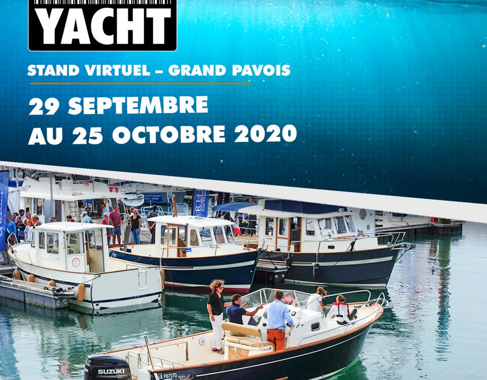 stand virtuel Digital Yacht au grand pavois