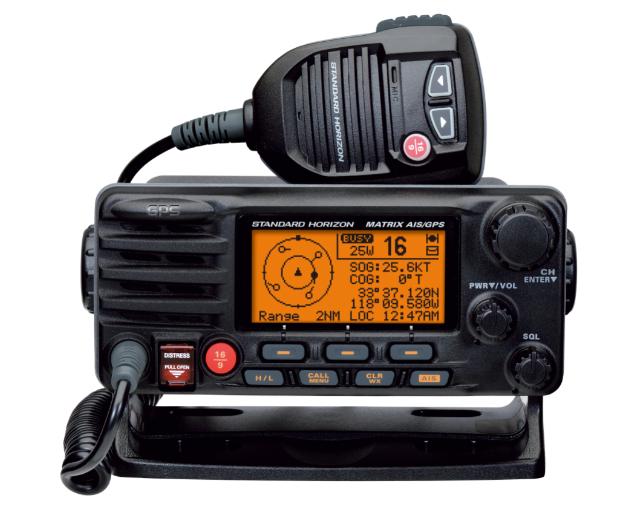 Standard Horizon GX2200 & WLN10