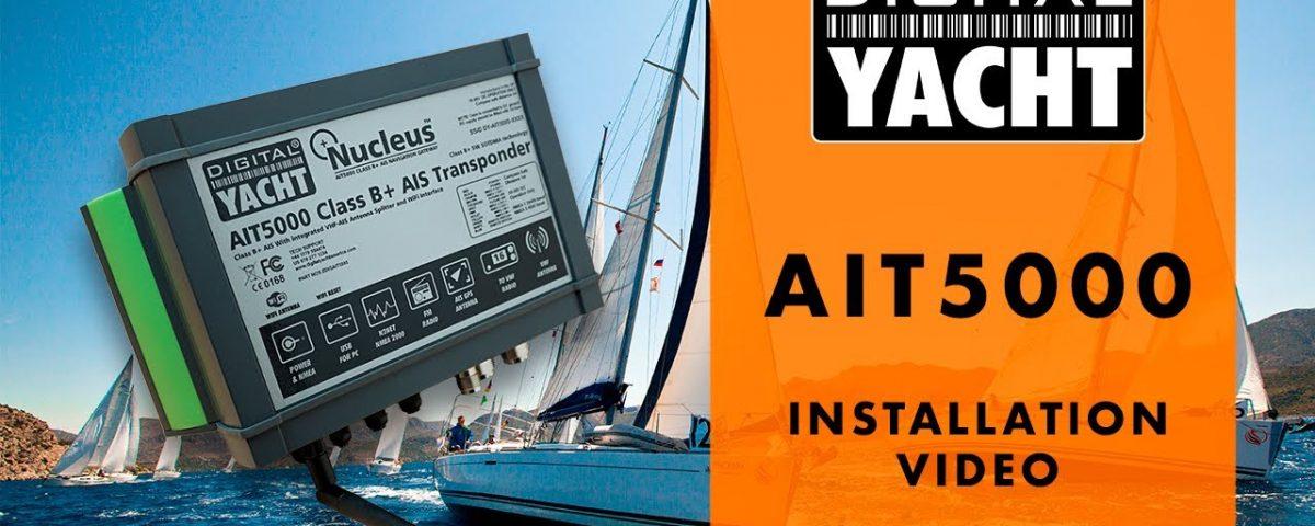Installation de l'AIT5000