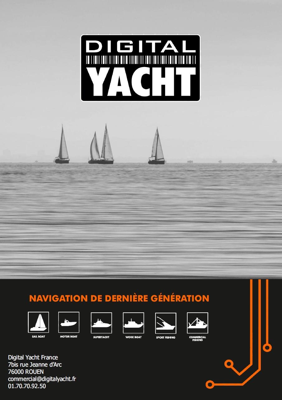 Catalogue Digital Yacht