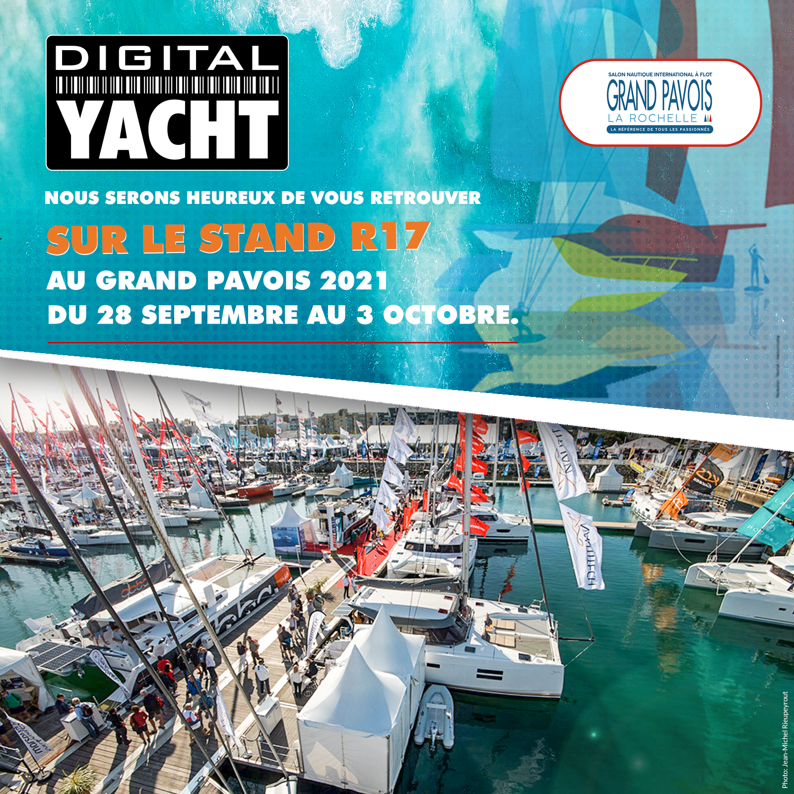 digital yacht grand pavois