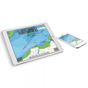 Application de navigation marine navlink